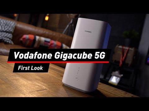 Vodafone Gigacube 5G: Neuer 5G-Router für zu Hause: