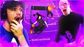 I TEAMED UP WITH GMAN & HE SHOWED ME HIS NEW DRIBBLE MOVES!