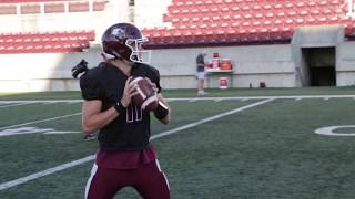 Meet Andreas Dueck from the McMaster Football Team