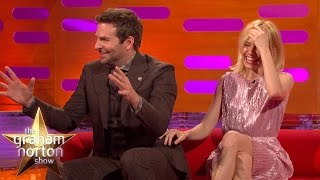 Bradley Cooper and Sienna Miller Learn About 'Nutscaping' - The Graham Norton Show