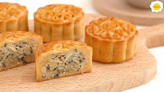 Five kernel moon cakes 五仁月饼 Gâteau de lune aux cinq noyaux