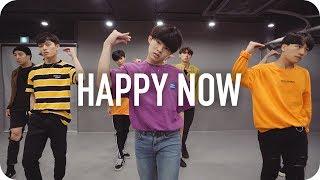 Gambar cover Happy Now - Zedd, Elley Duhé / Jun Liu Choreography