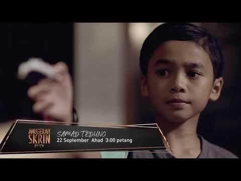 Calon Drama Terbaik Anugerah Skrin 2019 l Samad Tedung
