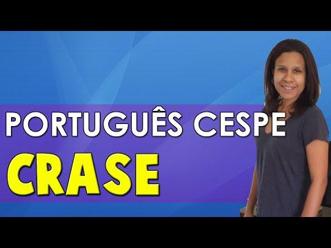 Download Português Cespe  Crase HD Video