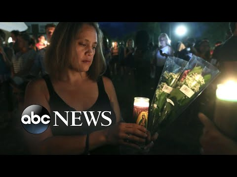 Candlelight vigil honors Charlottesville victims