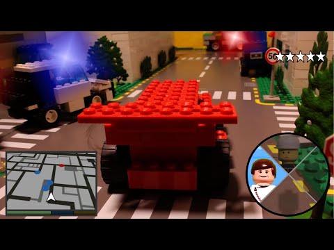 Lego Grand Theft Auto V Needs To Happen