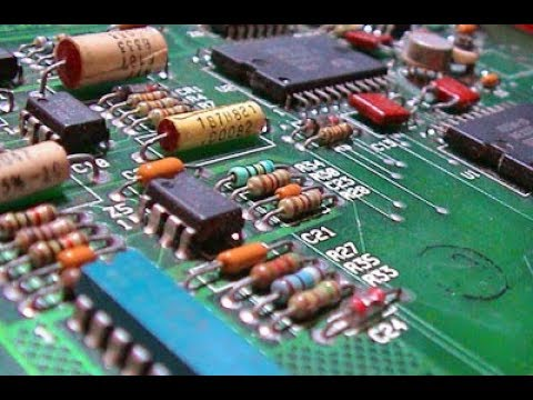 How to repair electronics for dummies part 1 - YouTube