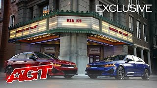 A Special Surprise, In Partnership with Kia and the Kia K5 - America's Got Talent 2020 thumbnail