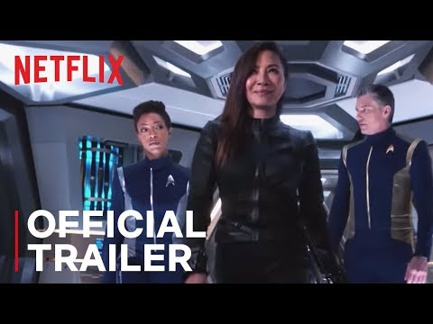 Star Trek: Discovery ( Uzay Yolu: Keşif )