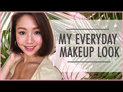 🎃UPDATED 我的日常化妝 My Everyday Makeup Look | Pumpkin Jenn🎃