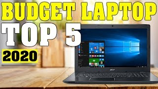 TOP 5: Best Budget Laptop 2020