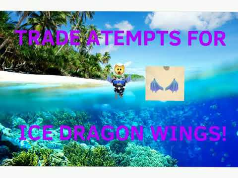 Purple Dragon Wings and Rare Dragon Wings Animal Jam Play Wild