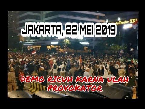 BERITA TERKINI | DEMO 22 MEI JAKARTA MEMANASS...!! #trending #demo #Indonesiannews