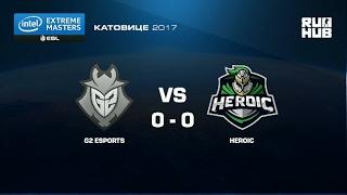 Heroic vs. G2 eSports - IEM Katowice EU - map1 - de_cache [yxo, Enkanis]