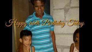 happy birthday Tatay