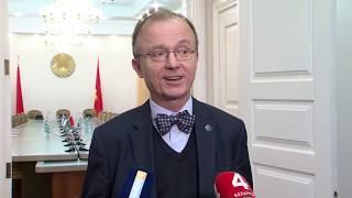 Посол Финляндии посетил Гродно // Новости Гродно