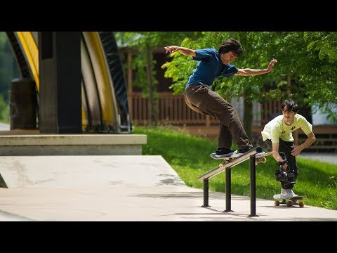 VIP: Chocolate Skateboards with Chico Brenes and Stevie Perez
