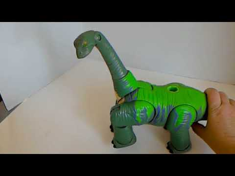 Imaginext Thunder The Brontosaurus Dinosaur 2004 Roars Mp3