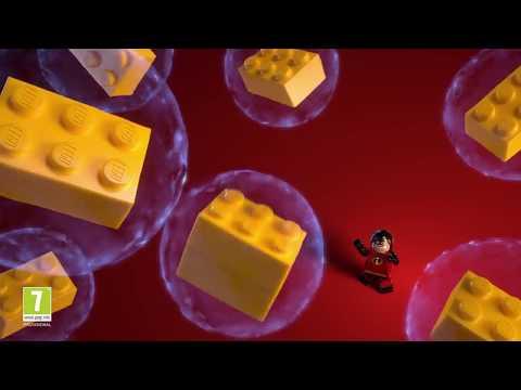 Видео № 1 из игры LEGO Суперсемейка (Incredibles) [NSwitch]