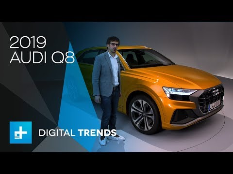 2019 Audi Q8 - First Look