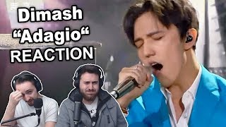 """Dimash - Adagio (Ep.6)"" Singers Reaction"