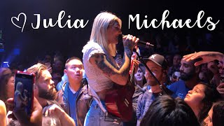 JULIA MICHAELS INNER MONOLOGUE TOUR   BOULDER, COLORADO | Olivia Lee
