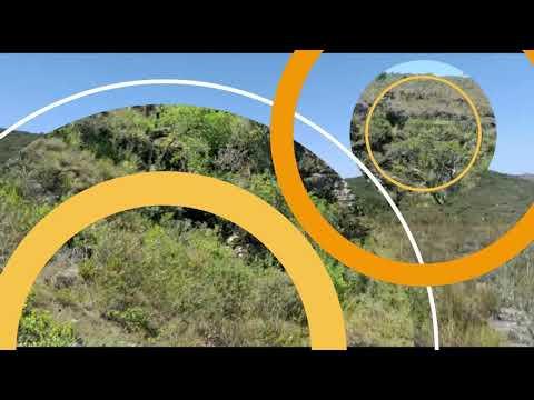 Belezas naturais das serras dos Alves