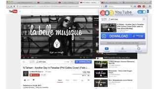 YouTube Downloader & Converter - Firefox Add-on (DE)