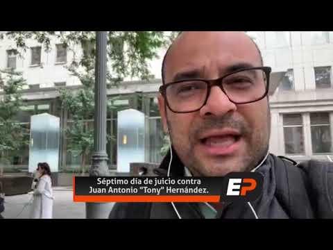 #ElPulso #JUICIONY Séptimo día de juicio