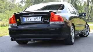 Volvo V50 T5 2005 with BSR Catback (GoPro only version) - hmong video