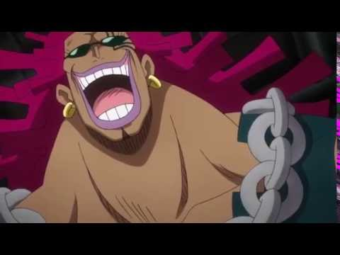 One Piece Heart Of Gold - CP-0 VS Mad Treasure vostfr