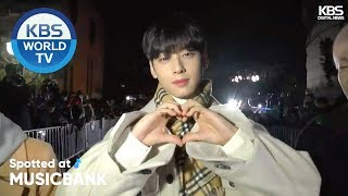[Spotted at Music bank] 뮤직뱅크 출근길 - ASTRO, CHUNG HA, GFRIEND [2019.01.25]