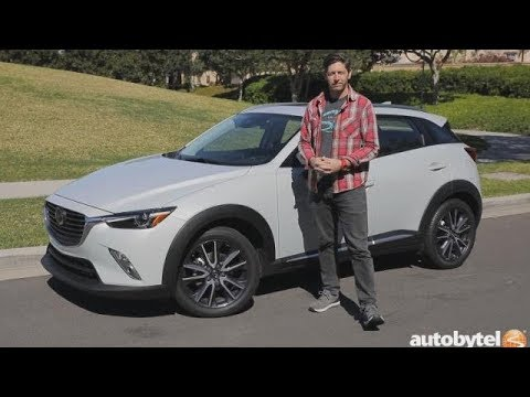 2018 Mazda CX-3 Test Drive Video