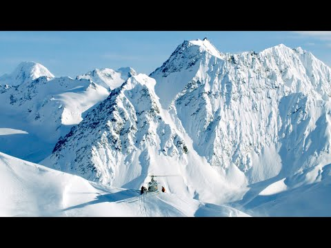 Chasing Spines With Chugach Powder Guides