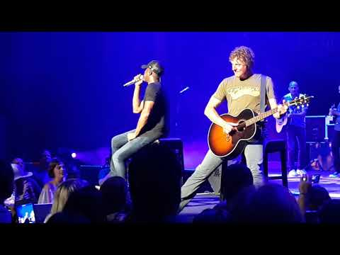 Hootie & the Blowfish - I Hope That I Don't Fall in Love With You - Mansfield, MA 8/3/19