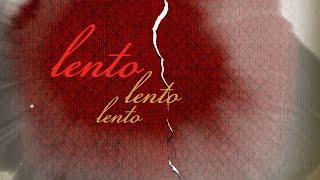 Eva Ruiz – Lento Feat. Cruz Cafuné, InnerCut (Lyric Video)