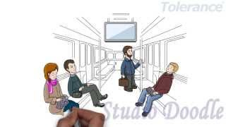 Рисованное видео. Дудл видео для международного агенства недвижимости