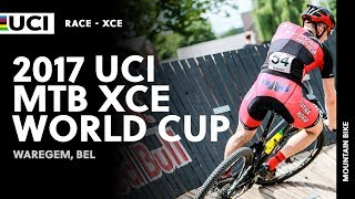 2017 UCI Mountain Bike XCE World Cup - Waregem (BEL)