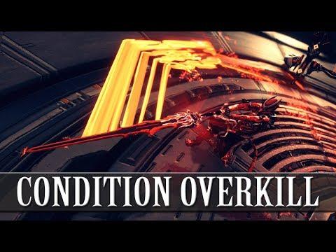 Warframe - Condition Overkill MK II
