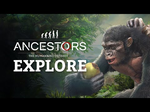 Ancestors: The Humankind Odyssey - 101 Trailer EP1: Explore thumbnail