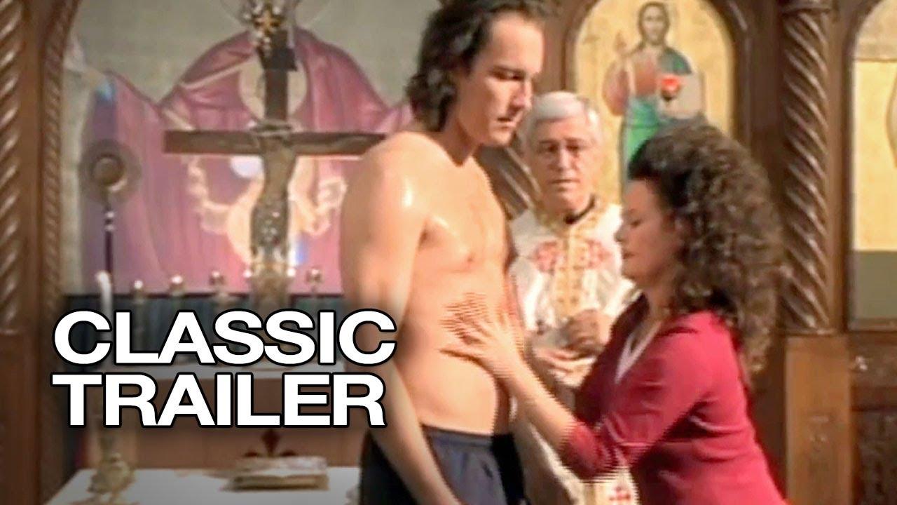 Video trailer för My Big Fat Greek Wedding (2002) Official Trailer #1 - Nia Vardalos Movie HD