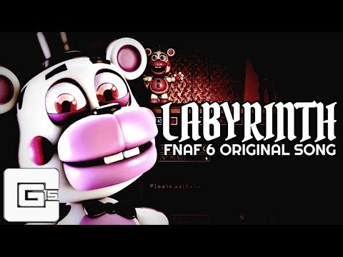 Five Nights at Freddy's Song Lyrics - Labyrinth by CG5 - Wattpad