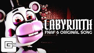 FNAF 6 SONG ▶ Labyrinth | CG5