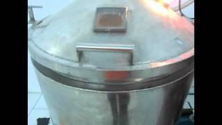 Mesin Pemurni Minyak VCO Atau Pengurang Kadar Air