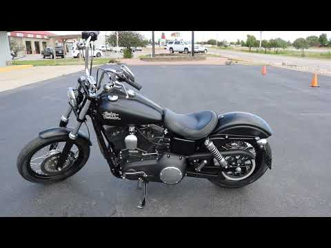 2017 Harley-Davidson Street Bob® in Carroll, Iowa - Video 1