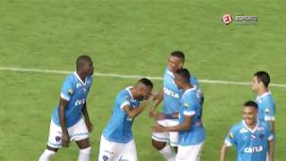 Melhores momentos - Paysandu 4 x 2 Santos-AP - Copa Verde (15/03/2018)