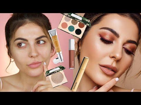 Chatty Peach & Plum Summer Makeup Tutorial