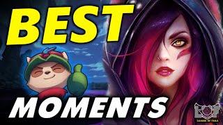 League of Legends Plays | LoL Best Moments #183