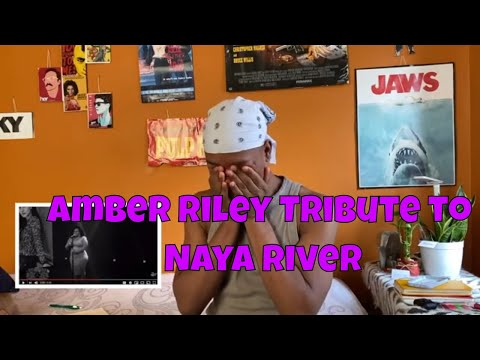 Amber RIley's Tribute to Naya RIvera A Moment Live on Jimmy Kimmel | CHay Reacts