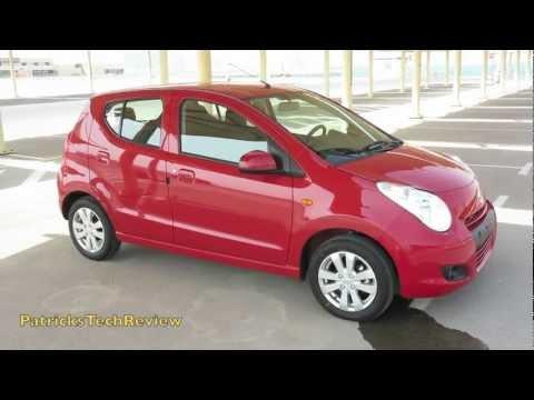 2012 Suzuki Celerio - Suzuki Alto - Maruti A-Star - Dubai Review